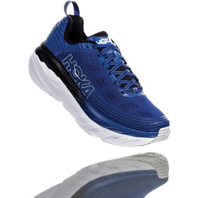 Hoka One One Bondi 6 Chaussures de trail Homme, galaxy blue/anthracite